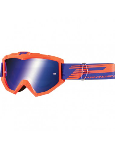 PRO GRIP BRILLE ATZAKI 3201 FLUO ORANGE