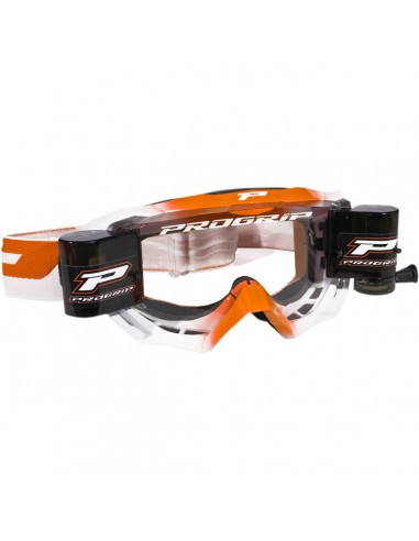 PRO GRIP BRILLE VENOM RO ORANGE