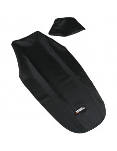 POLISPORT REAR FENDER SUZUKI BLACK