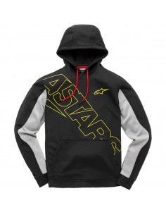ALPINESTARS KAPUZENPULLI PURSUIT SCHWARZ