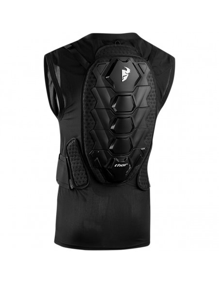 THOR MX SENTRY OFF ROAD GUARD WESTE SCHWARZ Bild 2