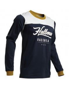 THOR MX HALLMAN JERSEY S20 HALLMAN GP BLAU
