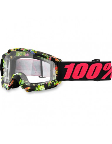 100% ACCURI CHAPTER 11 OFFROAD BRILLE KLAR