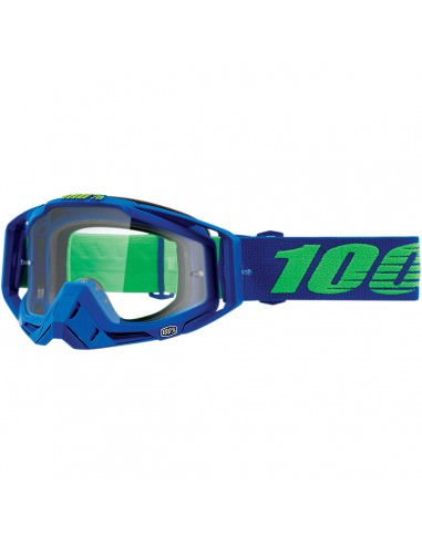 100% RACECRAFT DREAMFLOW OFFROAD BRILLE KLAR