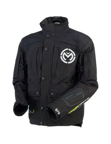 MOOSE RACING ADV1 S6 OFFROAD ADVENTURE JACKE SCHWARZ