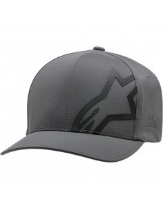 ALPINESTARS KAPPE CORPORATE SHIFT DELTA GRAU