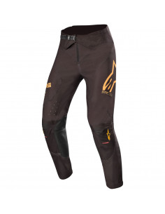 ALPINESTARS HOSE S20 SUPERTECH SCHWARZ/ORANGE/ROT