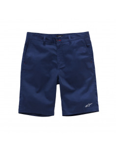 ALPINESTARS SHORT TELEMETRIC BLAU