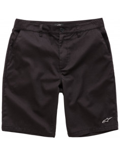 ALPINESTARS TRAP CHINO SHORTS SCHWARZ