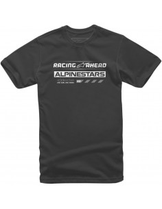ALPINESTARS T-SHIRT WORLD TOUR SCHWARZ