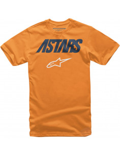 ALPINESTARS T-SHIRT JUGEND ANGLE COMBO ORANGE