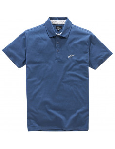 ALPINESTARS POLO SHIRT ETERNAL BLAU