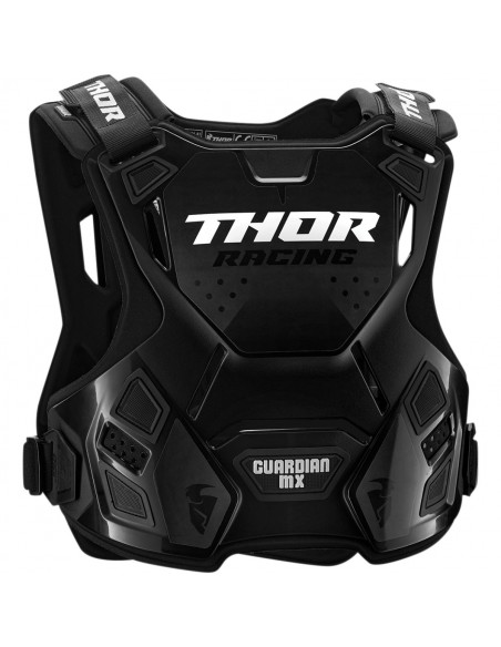 THOR MX Brustpanzer GUARDIAN MX 2018 schwarz