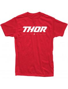 THOR MX T-SHIRT LOUD 2 ROT