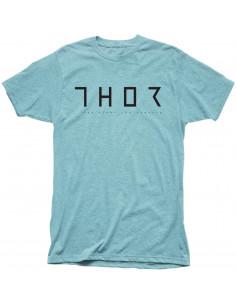 THOR MX T-SHIRT PIRME AQUA