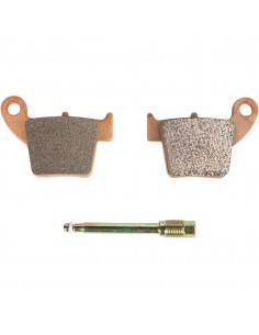 MOTO-MASTER BRAKEPAD COMPOUND- MEDIUM COMPOUND (SINTERED). REGULAR OEM REPLACEMENT PAD