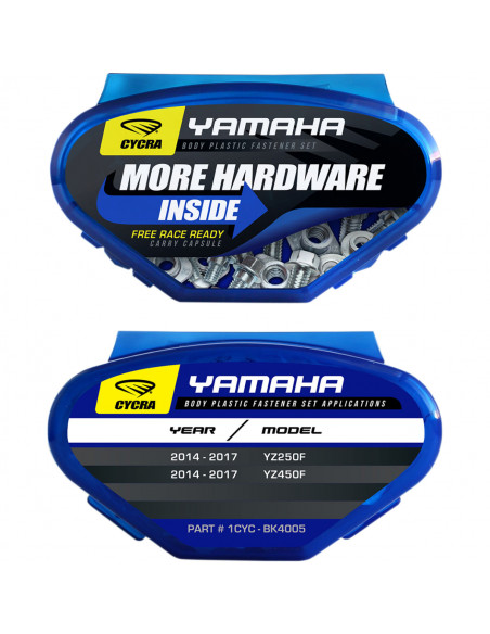 CYCRA BOLT KIT YAMAHA Bild 2