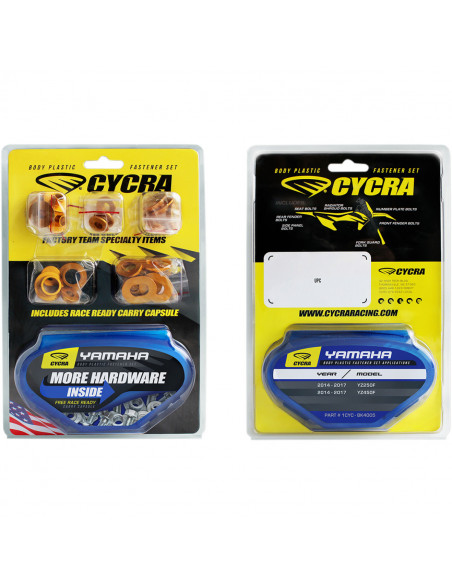 CYCRA BOLT KIT YAMAHA Bild 3