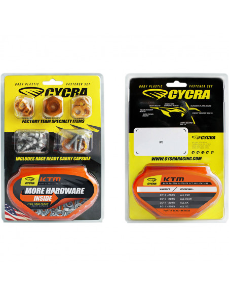 CYCRA BOLT KIT KTM Bild 2