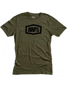 100% T-SHIRT ESSENTIAL GRÜN