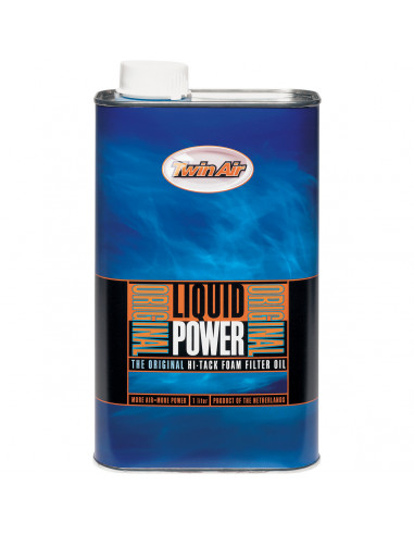TWIN AIR LIQUID POWER UFTFITERÖl 1 LITER