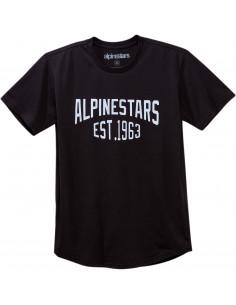 ALPINESTARS T-SHIRT ARCHED SCHWARZ
