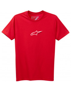 ALPINESTARS T-SHIRT RACE MODE ROT
