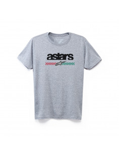 ALPINESTARS T-SHIRT HEATHER GRAU