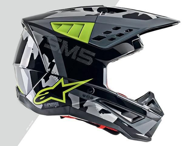Alpinestars SM5 Helm