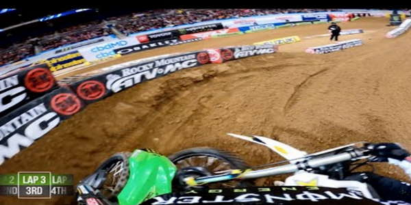 GoPro: Adam Cianciarulo - 2020 St. Louis 2 Supercross