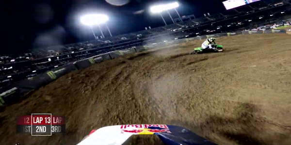 GoPro Roczen 450 Main Event - 2020 Monster Energy Supercross From Oakland