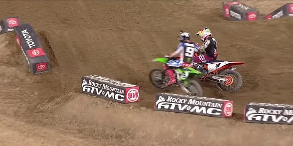 2020 San Diego Supercross - 250 & 450 Main Event Highlights