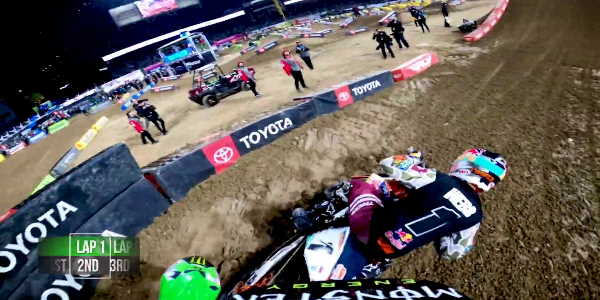 GoPro Cianciarulo 450 Main Event - 2020 Monster Energy Supercross From San Diego
