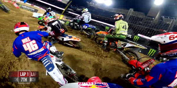 GoPro Ken Roczen 450 Main Event - 2020 Monster Energy Supercross From San Diego