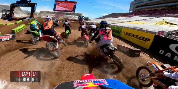 GoPro Ken Roczen 450 Main Event - 2020 Monster Energy Supercross From Salt Lake City Rd 11