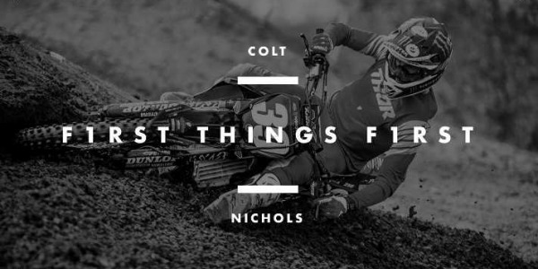 First Things First Episode 04 - Colt Nichols