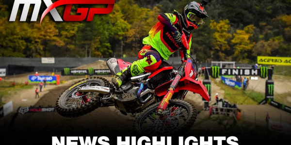 2020 MXGP of PIETRAMURATA 2020 - 250 & 450 Highlights