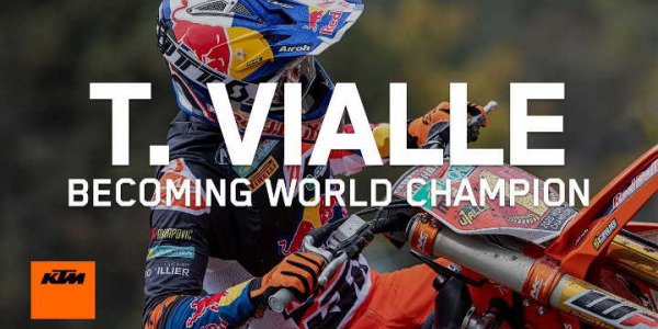 Tom Vialle – Becoming World Champion | KTM