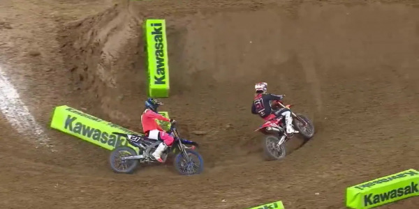 2021 Houston Supercross Rd 03 - 250 & 450 Main Event Highlights